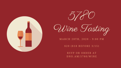 Banner Image for Pre-Pesach Wine Tasting & Sale