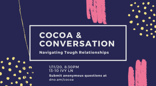 Banner Image for Cocoa & Conversation