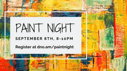 Banner Image for Paint Night by PAINT WITH ME!