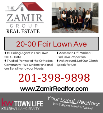 The Zamir Group - Real Estate business card