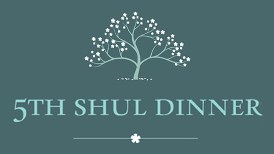 Banner Image for 5th Shul Dinner