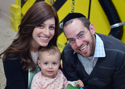 Rabbi Jeremy & Rebbetzin Shira Donath
