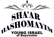 Logo for Young Israel of Wavecrest & Bayswater