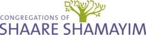 Logo for Congregations of Shaare Shamayim
