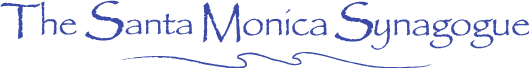 Logo for The Santa Monica Synagogue