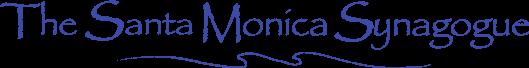 Logo for The Santa Monica Synagogue