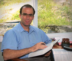 Banner Image for Zoom Jewish Cultural Event: Dr. Joel Hoffman (Educator-Scholar-Author)