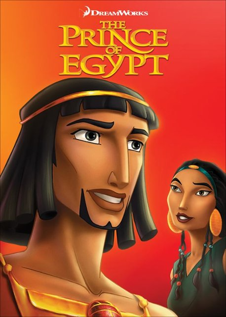 Banner Image for Jewish Film Series: Prince of Egypt at Robinson Film Center