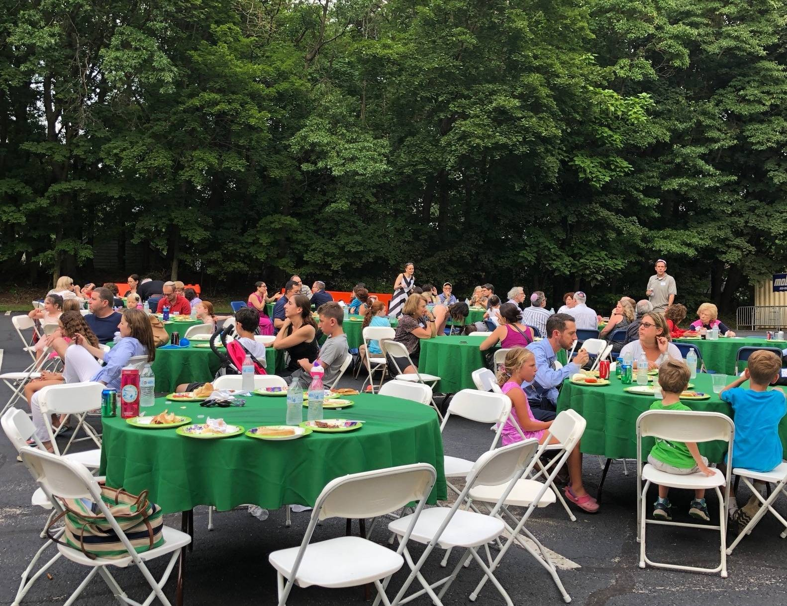 The Annual GRJC BBQ and Friday Night Shabbat Under the Stars