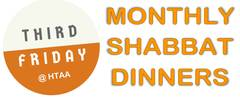 Banner Image for Third Friday Series 2: Grateful Shabbat Dinner