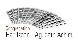 Logo for Har Tzeon-Agudath Achim
