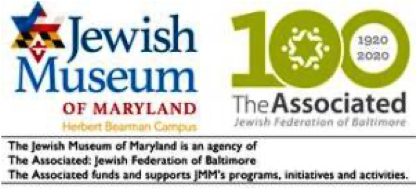 Banner Image for Jewish Museum of Maryland Live Virtual Tour