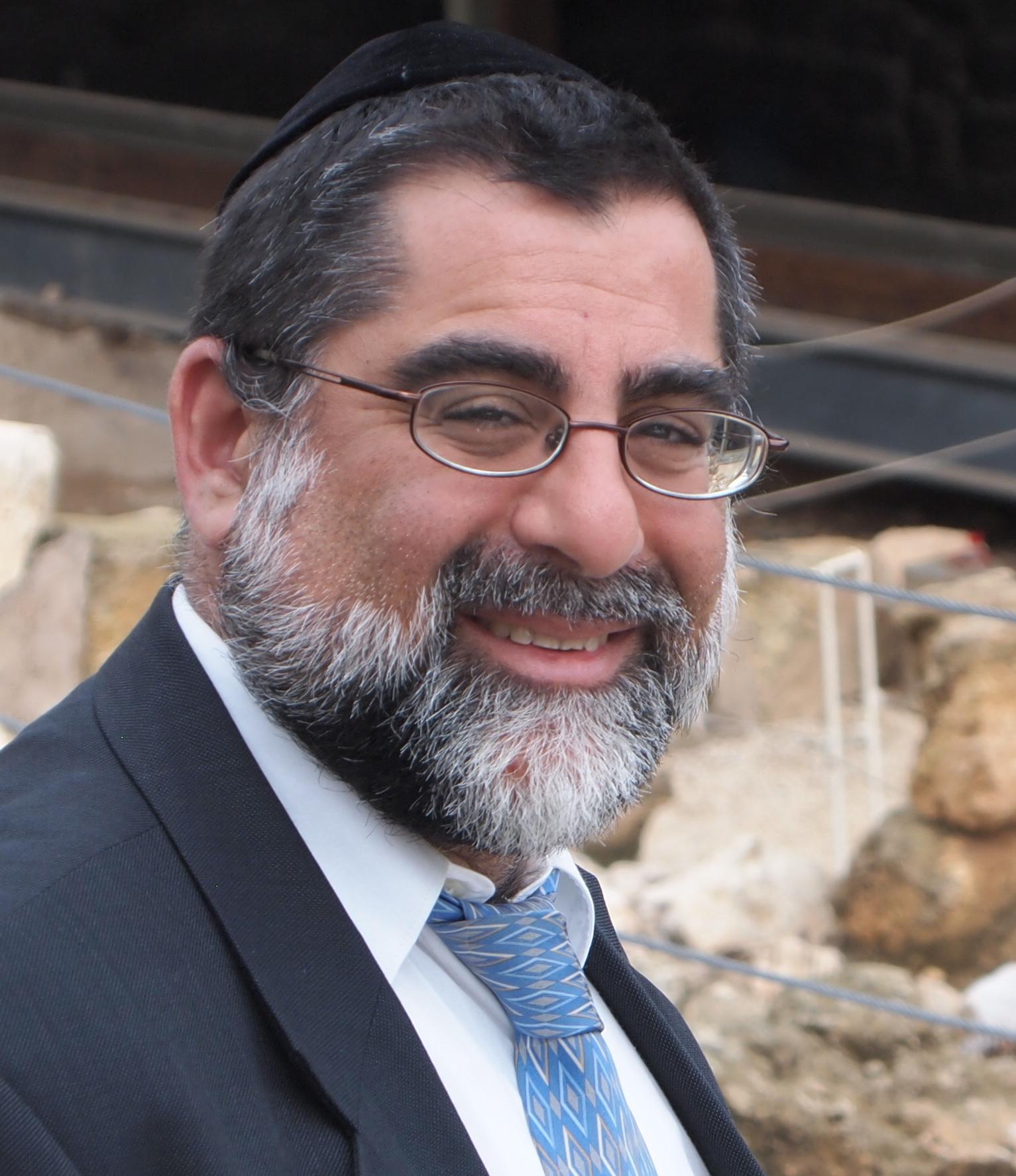 Rabbi Avram Bogopulsky
