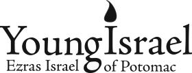 Logo for Young Israel Ezras Israel of Potomac