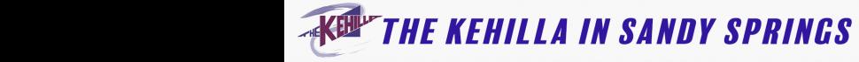 Logo for The Kehilla in Sandy Springs