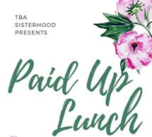 Banner Image for Sisterhood Paid Up Brunch