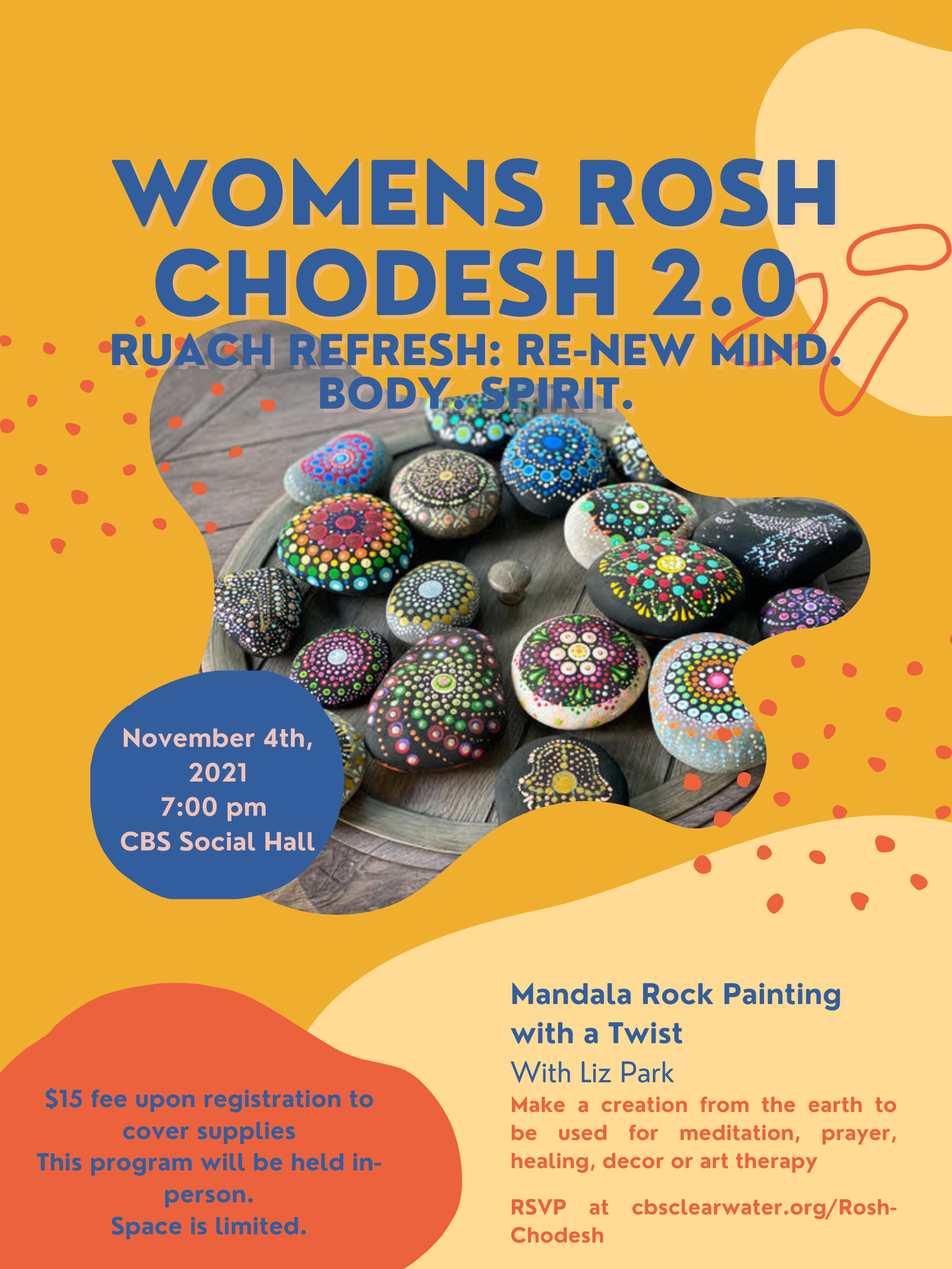 """</a>                                                                                                                                                                                       <span class=""""slider_description"""">Join us for these extraordinary conversations!</span>                                                                                     <a href=""""https://www.cbsclearwater.org/event/rosh-chodesh.html"""" class=""""slider_link""""                             target=""""_blank"""">                             Click here to RSVP                            </a>"""
