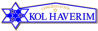 Logo for Congregation Kol Haverim