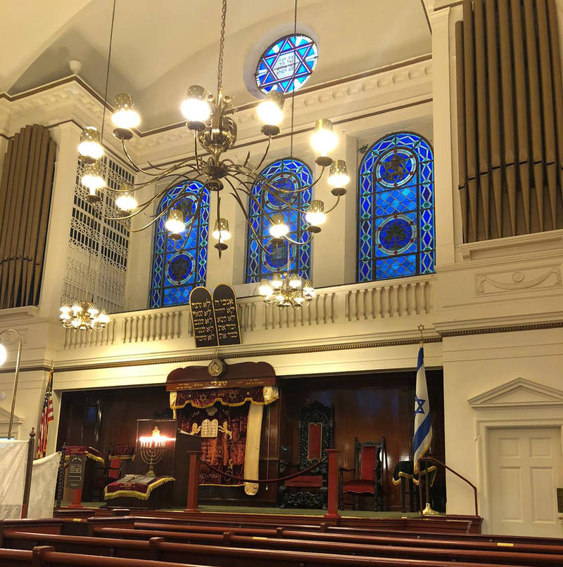 Congregation Ramath Orah NYC