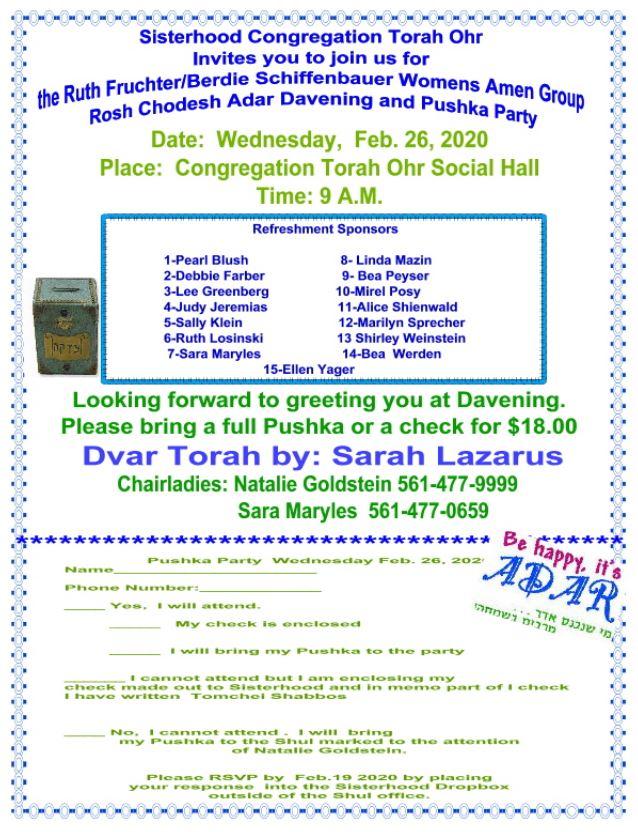 "<a href=""https://images.shulcloud.com/590/uploads/5780/Sisterhood/2020-02-26PushkeParty.PDF""                                     target=""_blank"">                                                                 <span class=""slider_title"">                                     Rosh Chodesh Adar Womens Amen Davening and Pushke Party - 2/26/2020                                </span>                                                                 </a>"