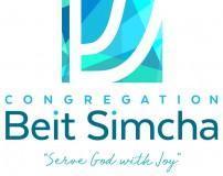 Logo for Congregation Beit Simcha
