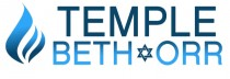 Logo for Temple Beth Orr