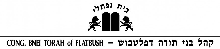 Logo for Congregation Bnei Torah of Flatbush