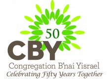 Logo for Congregation B'nai Yisrael