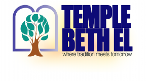 Logo for Temple Beth El