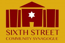 Logo for Sixth Street Community Synagogue
