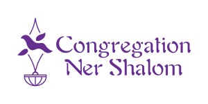 Logo for Congregation Ner Shalom