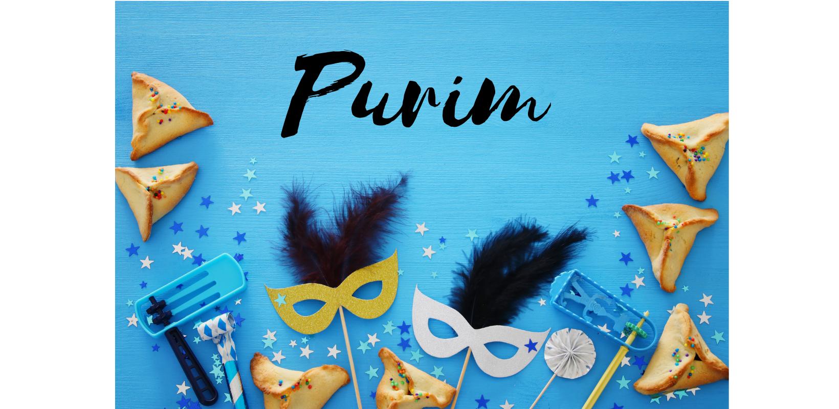 Purim celebration image