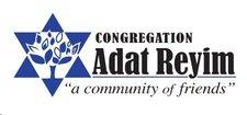 Logo for Congregation Adat Reyim