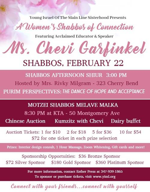 Banner Image for Women's Chinese Auction - Melava Malka