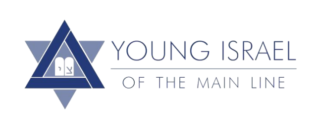 Logo for Young Israel of the Main Line