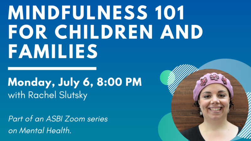 Banner Image for Mindfulness 101 for Children and Families