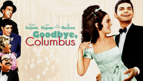 Image result for movie goodbye columbus