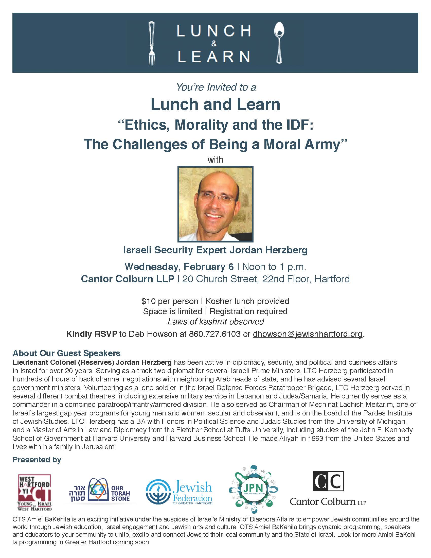 Banner Image for Ethics, Morality and the IDF: The Challenges of Being a Moral Army