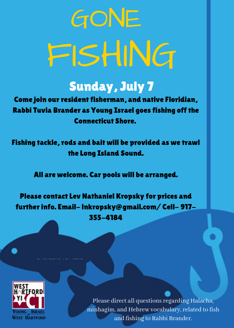 Banner Image for Gone Fishing