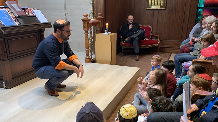 "<span class=""slider_description"">Have your kids learn from our Clergy!</span>"