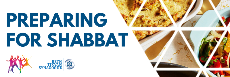 Banner Image for Preparing for Shabbat