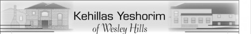 Logo for Kehilas Yeshorim of Wesley Hills