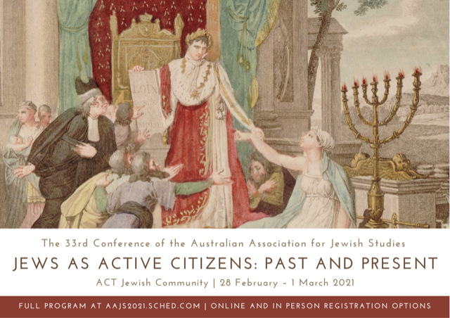 Banner Image for AAJS Conference