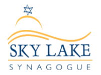Logo for SKYLAKE SYNAGOGUE