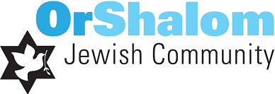 Logo for Or Shalom Jewish Community