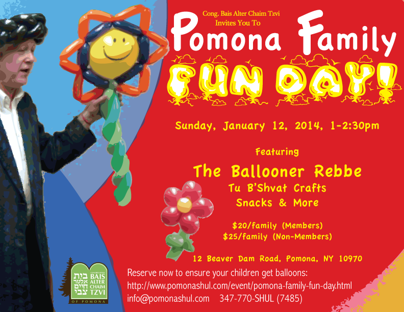 Pomona Family Fun Day