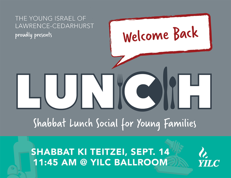 Banner Image for Welcome Back Lunch