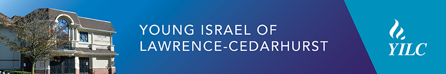 Logo for Young Israel of Lawrence-Cedarhurst
