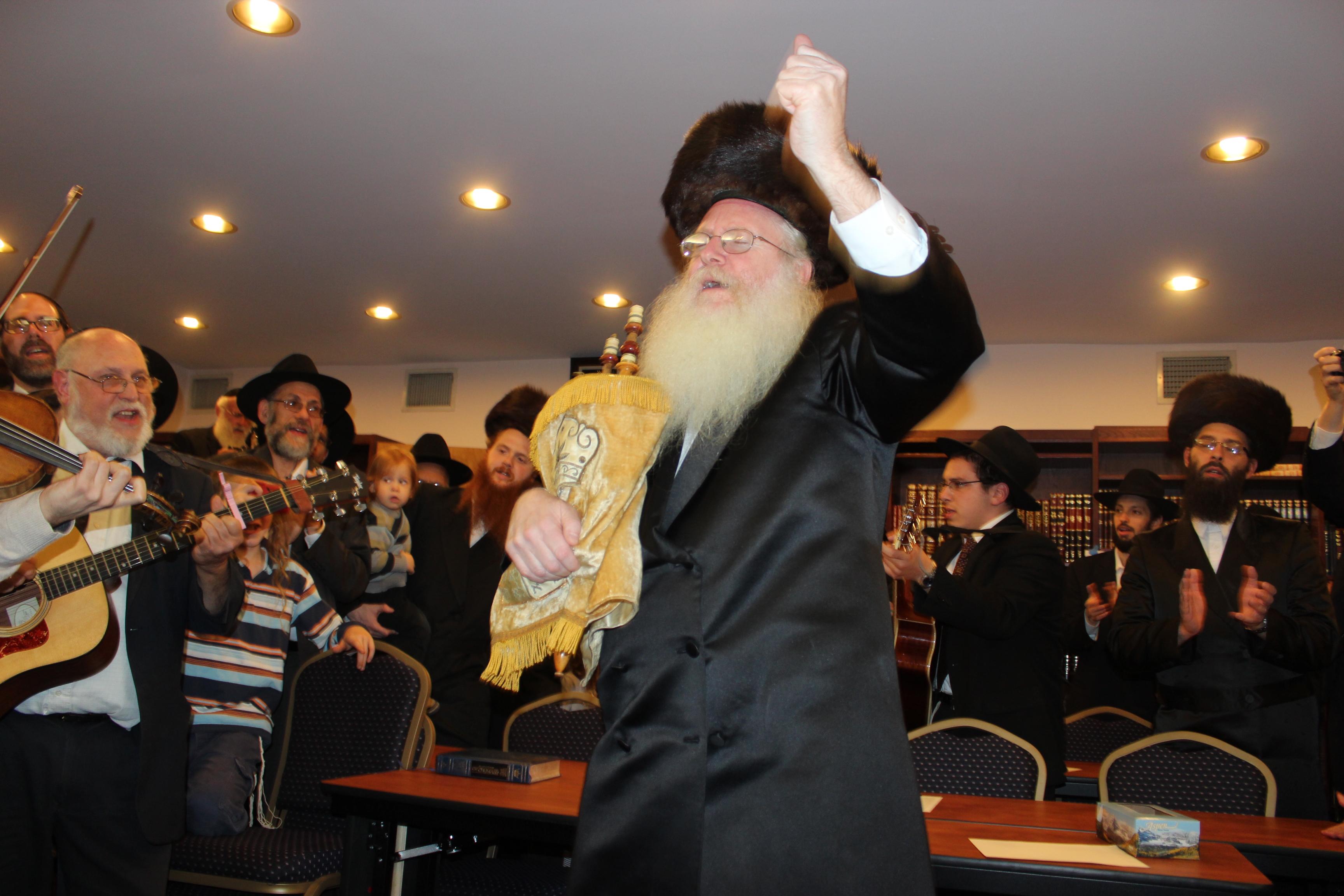 "<span class=""slider_description"">Bais Medrash Dedication - Rabbi Goldberger</span>"