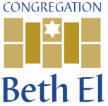 Logo for Congregation Beth El (La Jolla)